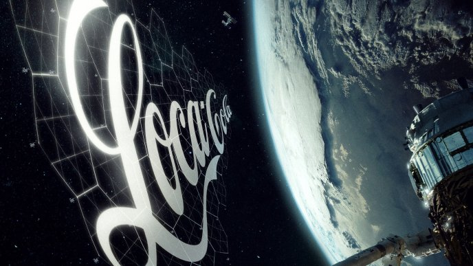startrocket ad satellite